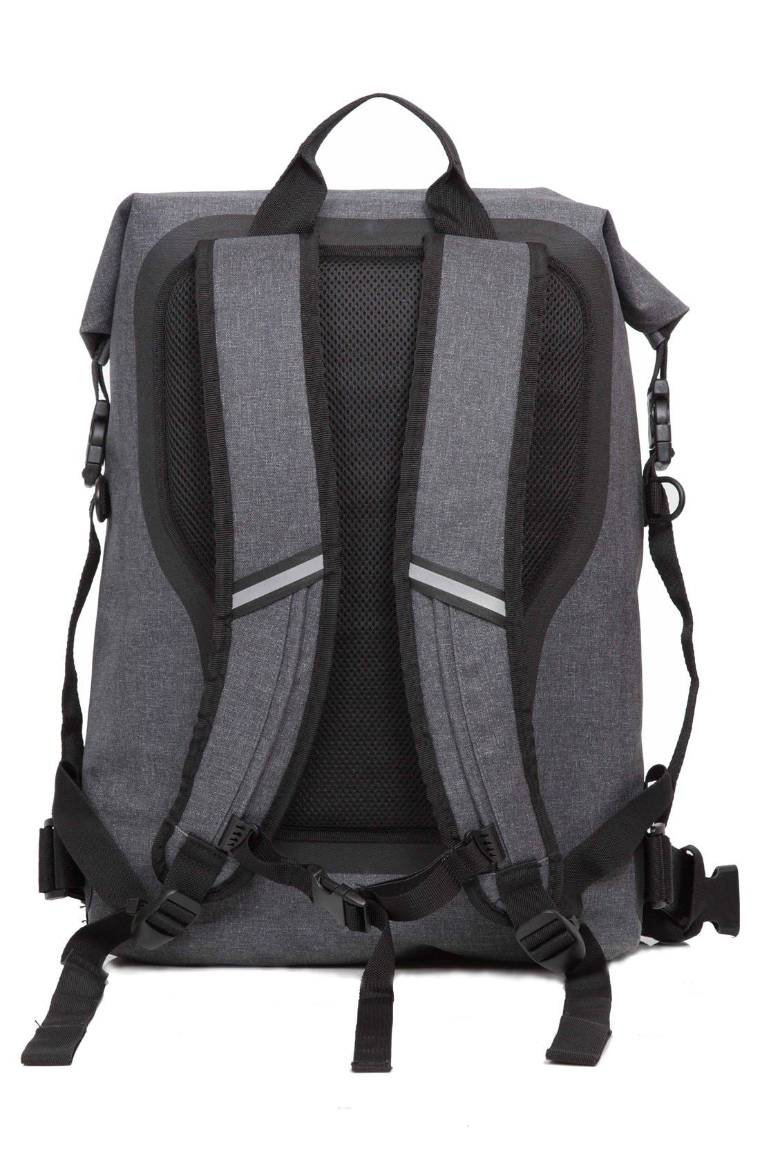 Thames Cromwell Roll Top Backpack,                             Alternate thumbnail 2, color,                             Grey