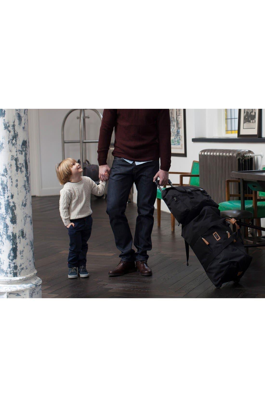 Alternate Image 8  - Storksak Travel Backpack Diaper Bag