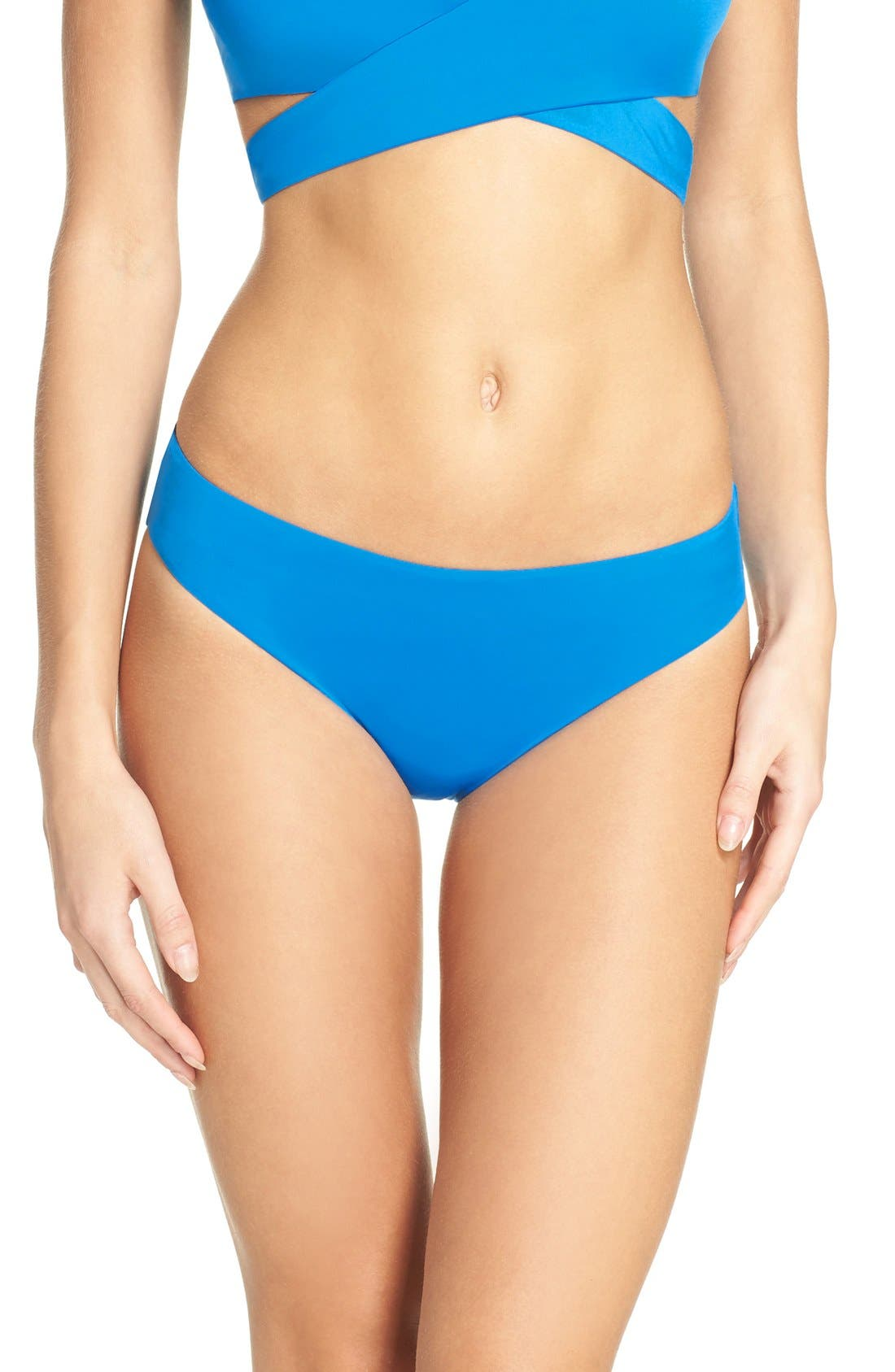 Alternate Image 1 Selected - Laundry by Shelli Segal Bikini Bottoms
