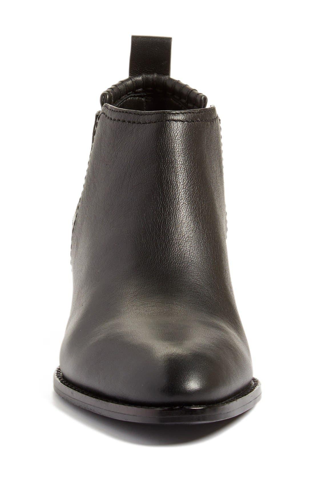 Kori Chelsea Boot,                             Alternate thumbnail 3, color,                             Black