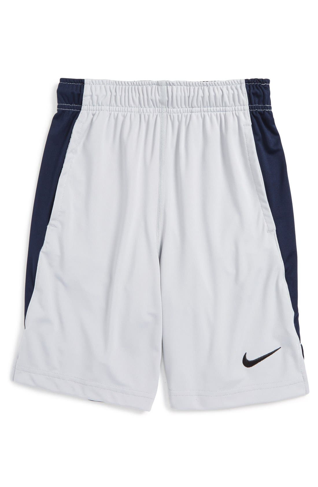 Nike 'Fly' Dri-FIT Training Shorts (Little Boys & Big Boys)