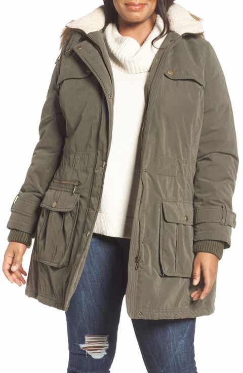 Women's Plus-Size Coats & Jackets | Nordstrom