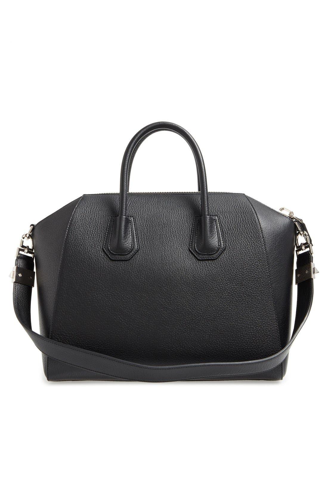 Alternate Image 3  - Givenchy 'Medium Antigona' Sugar Leather Satchel