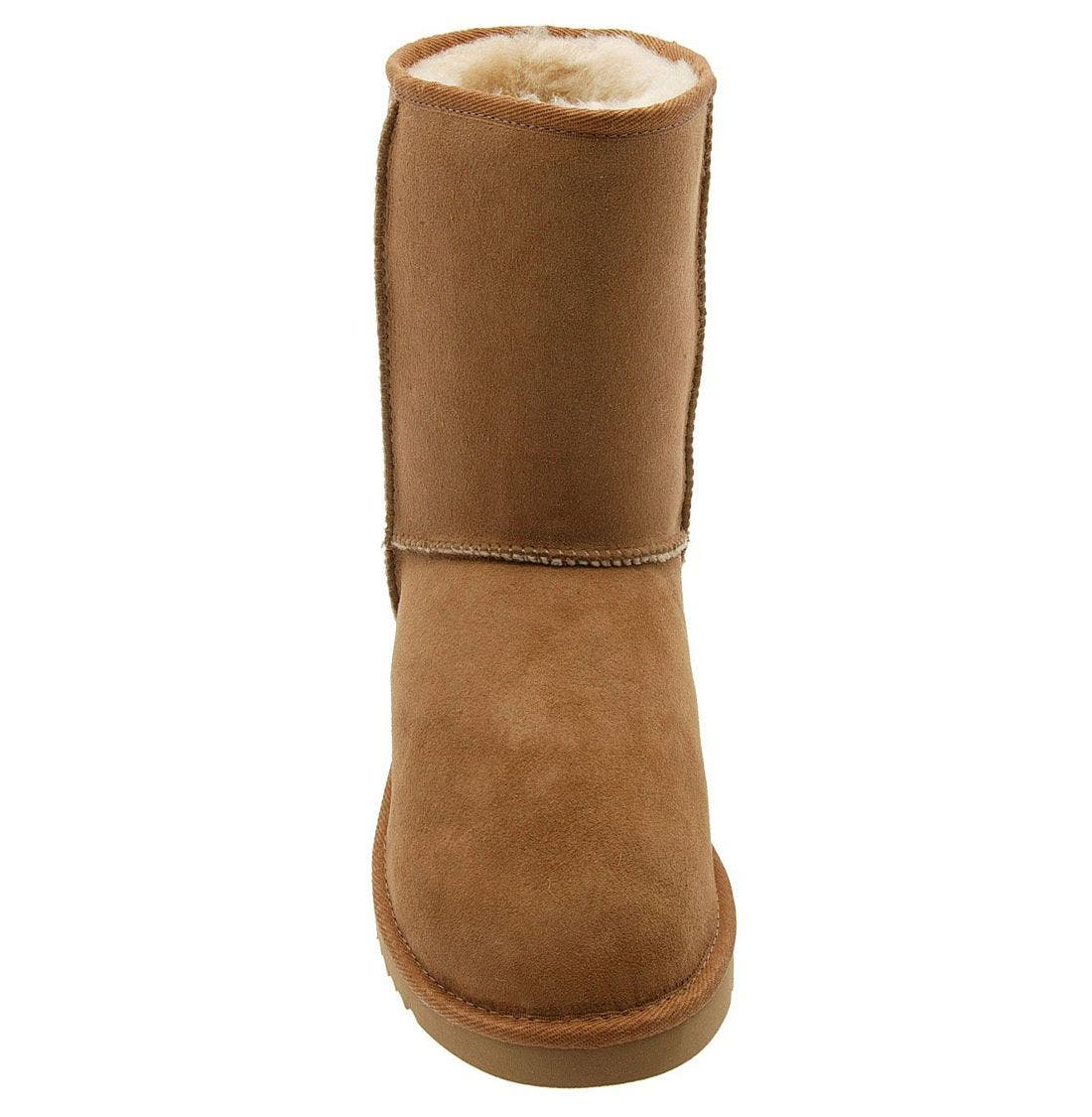 Alternate Image 3  - UGG® Classic Short Boot (Men)