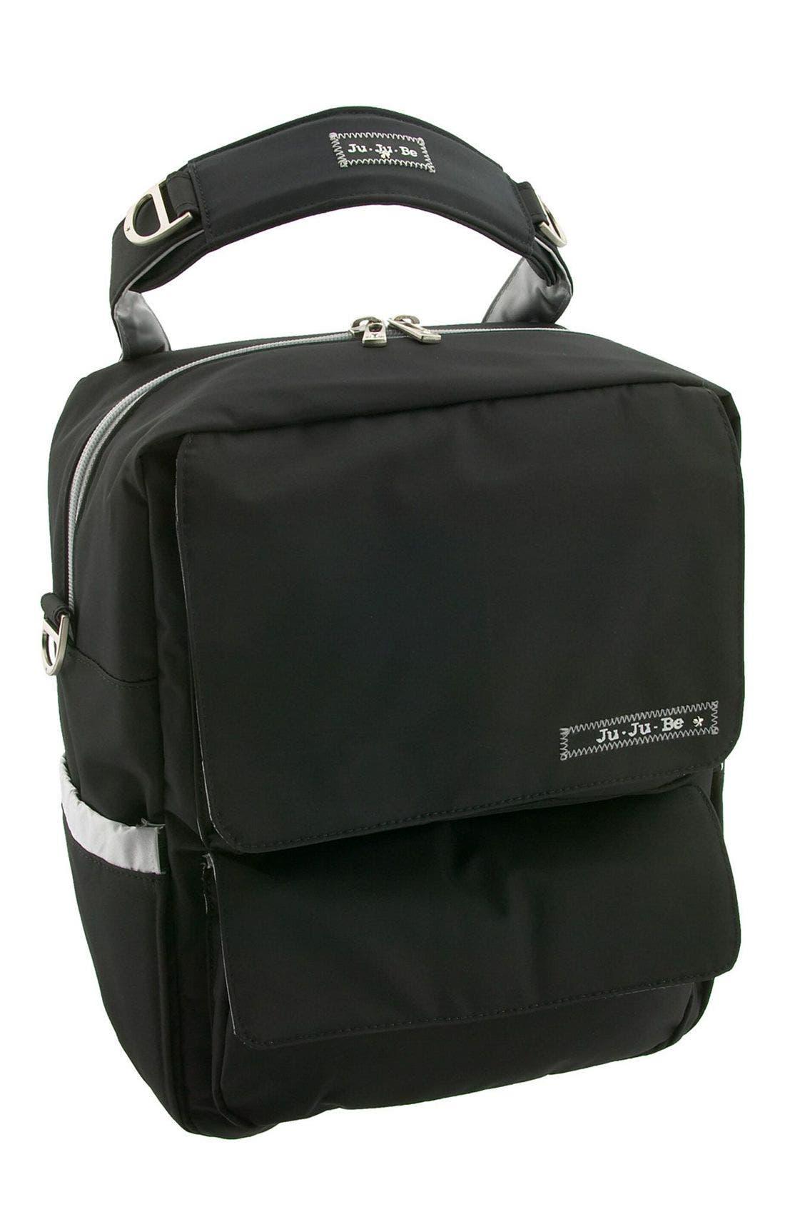 Alternate Image 1 Selected - Ju-Ju-Be 'Packabe' Convertible Diaper Bag