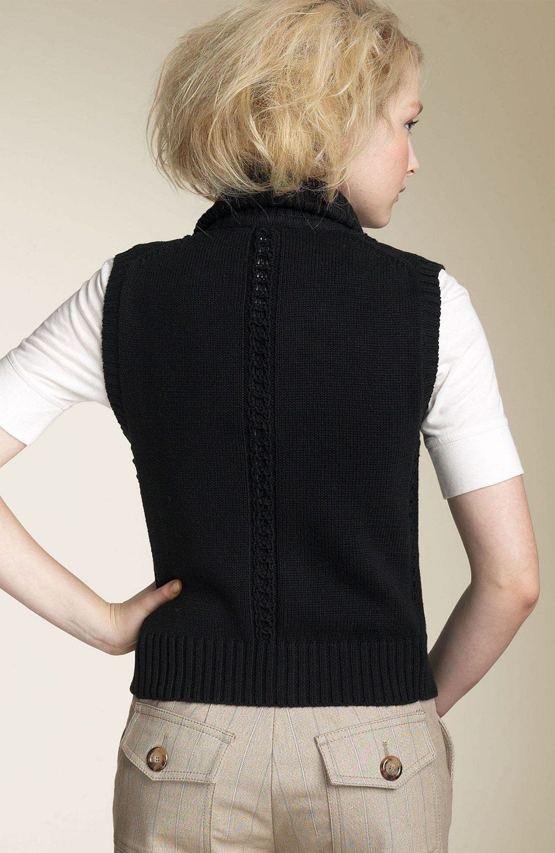 Alternate Image 2  - MARC BY MARC JACOBS 'Gladys' Sweater Vest