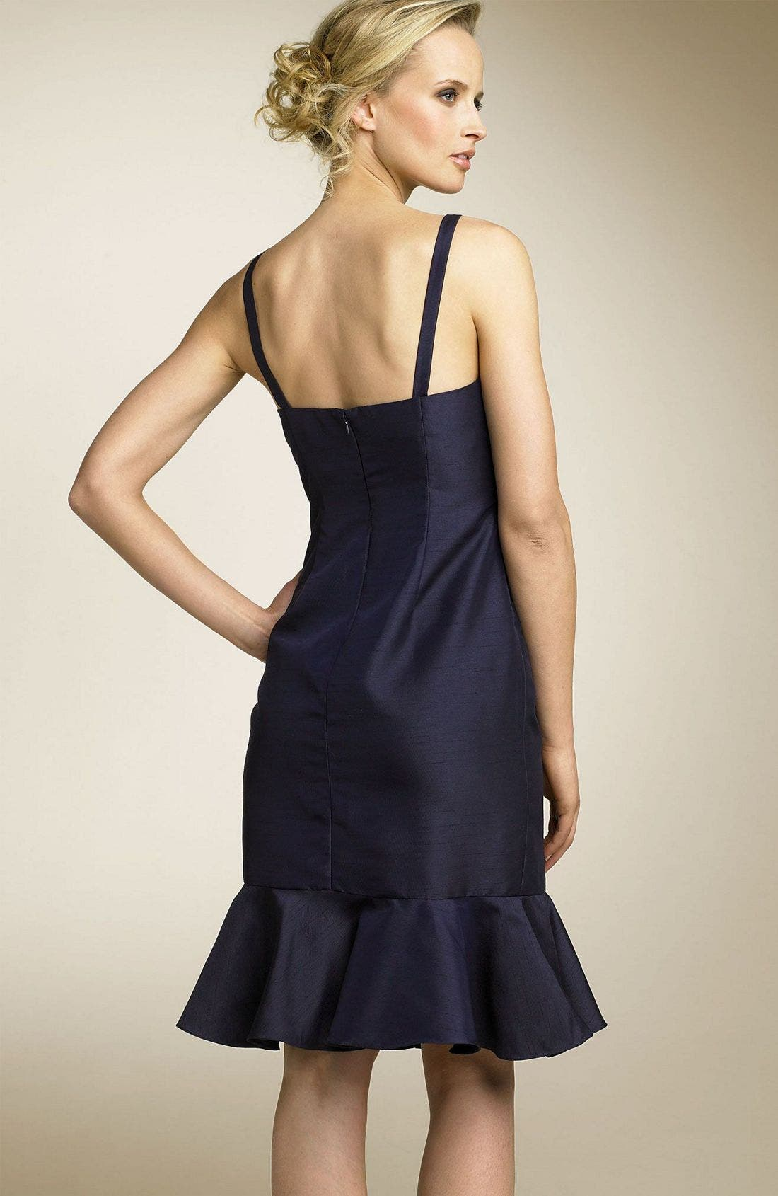 Alternate Image 3  - Sean Collection Ruffle Dress & Jacket