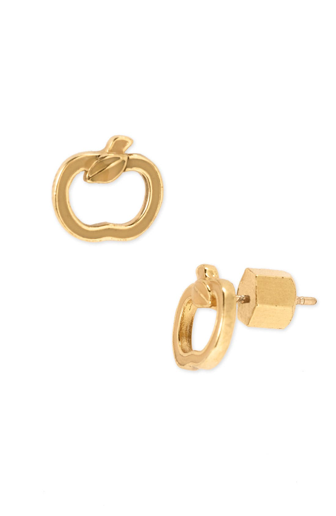 Main Image - MARC BY MARC JACOBS Apple Stud Earrings