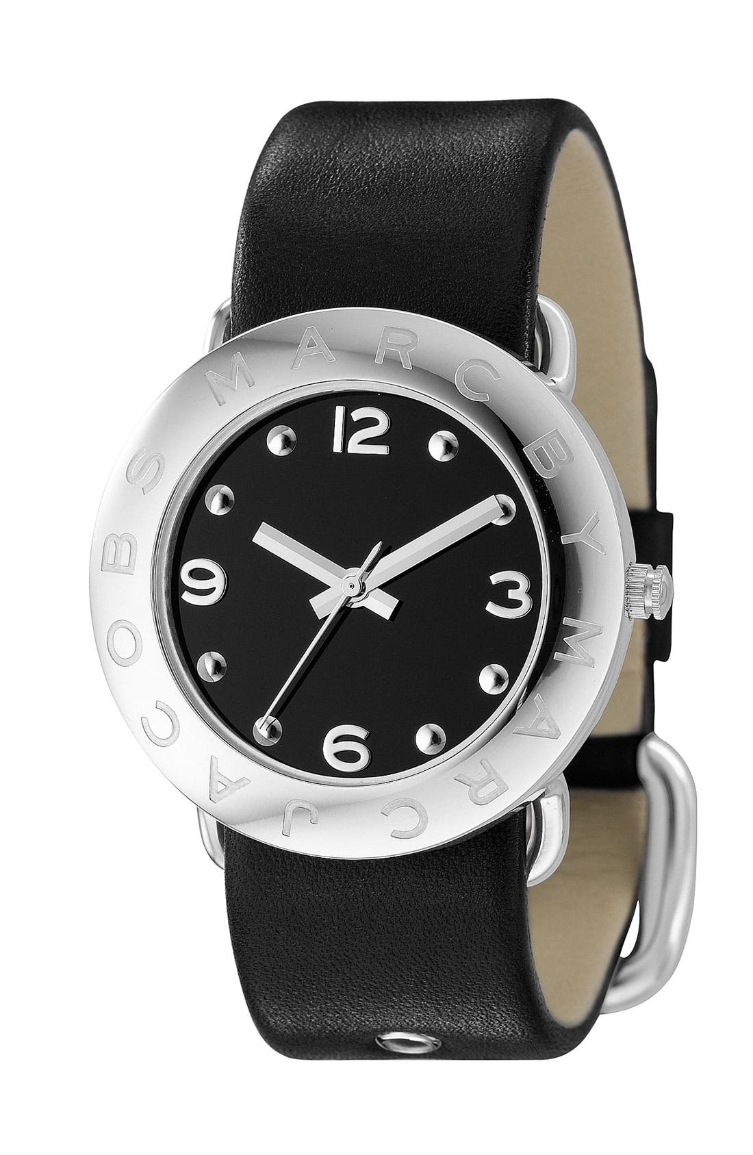 Alternate Image 1 Selected - MARC BY MARC JACOBS 'Amy' Watch