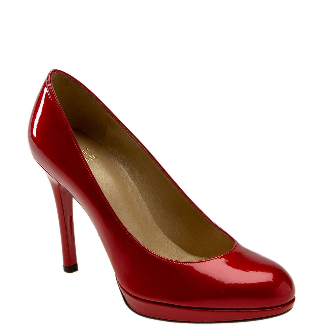 Alternate Image 1 Selected - Stuart Weitzman 'Platswoon' Pump