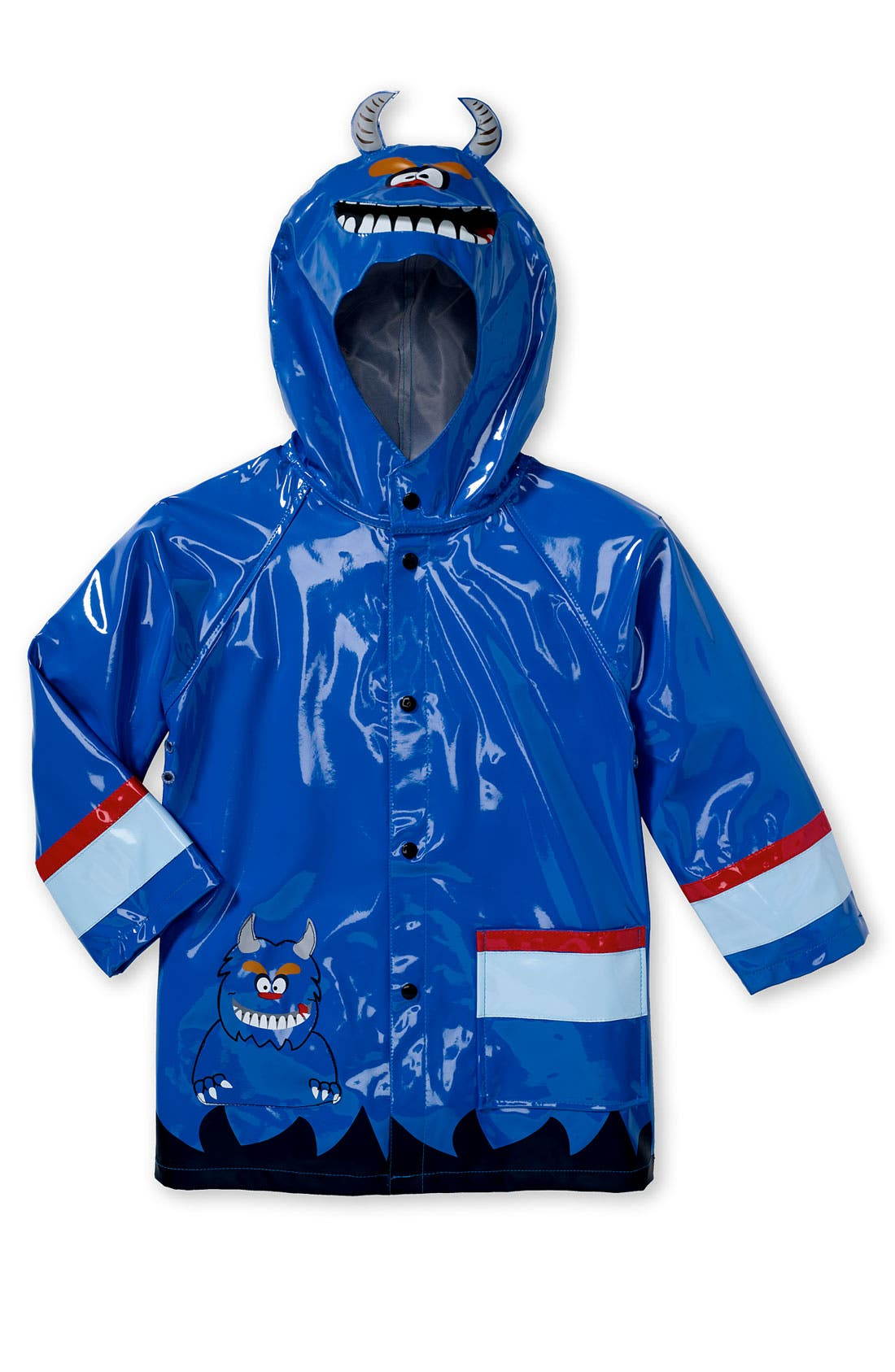 'Monster' Raincoat,                         Main,                         color, Monster