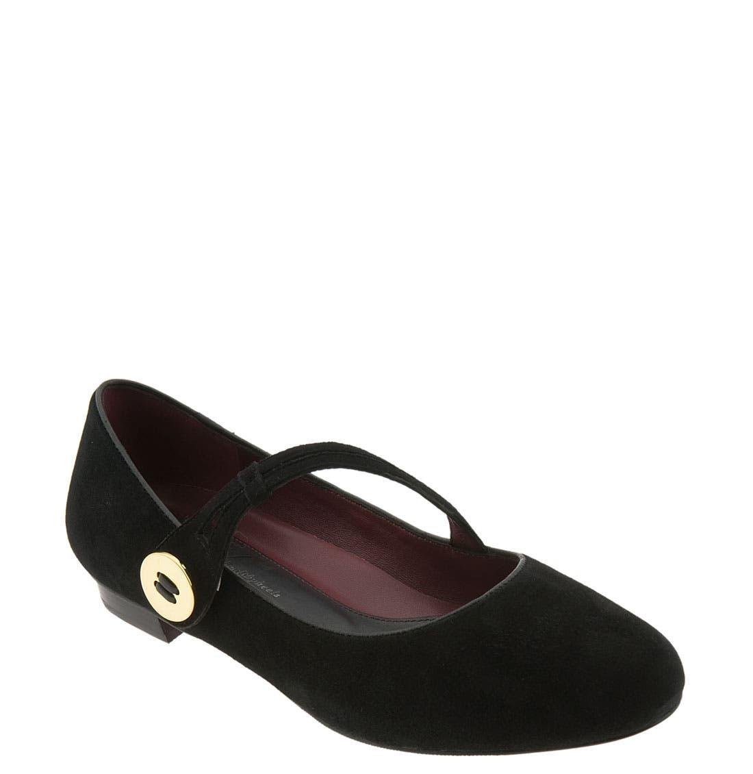 Alternate Image 1 Selected - Oh! Shoes 'Franka' Mary Jane Flat