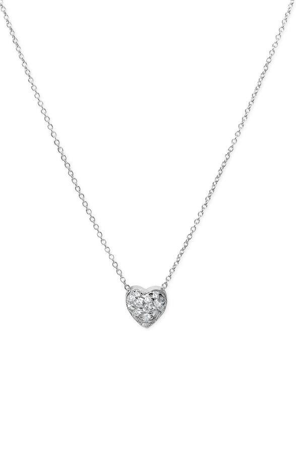 Roberto coin tiny treasures diamond puffed heart pendant main image roberto coin tiny treasures diamond puffed heart pendant necklace aloadofball Gallery