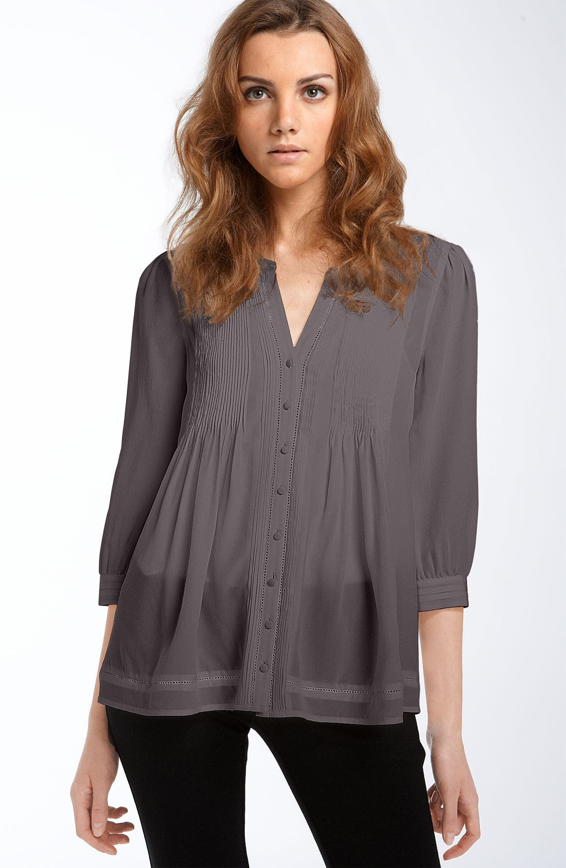 Alternate Image 1 Selected - Joie 'Emerson' Silk Blouse