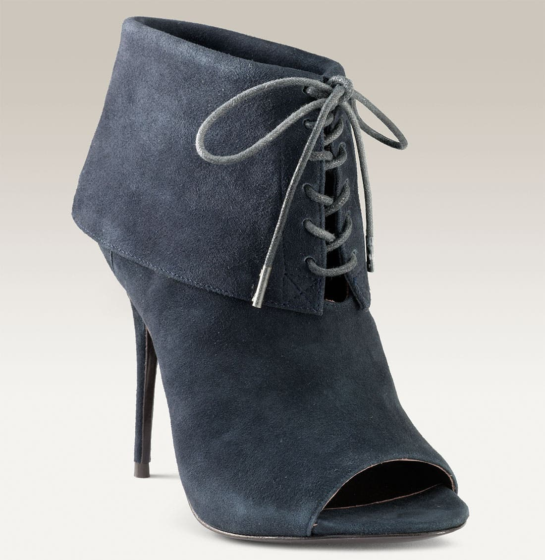 Alternate Image 1 Selected - Elizabeth and James 'E-Lizzy' Suede Bootie