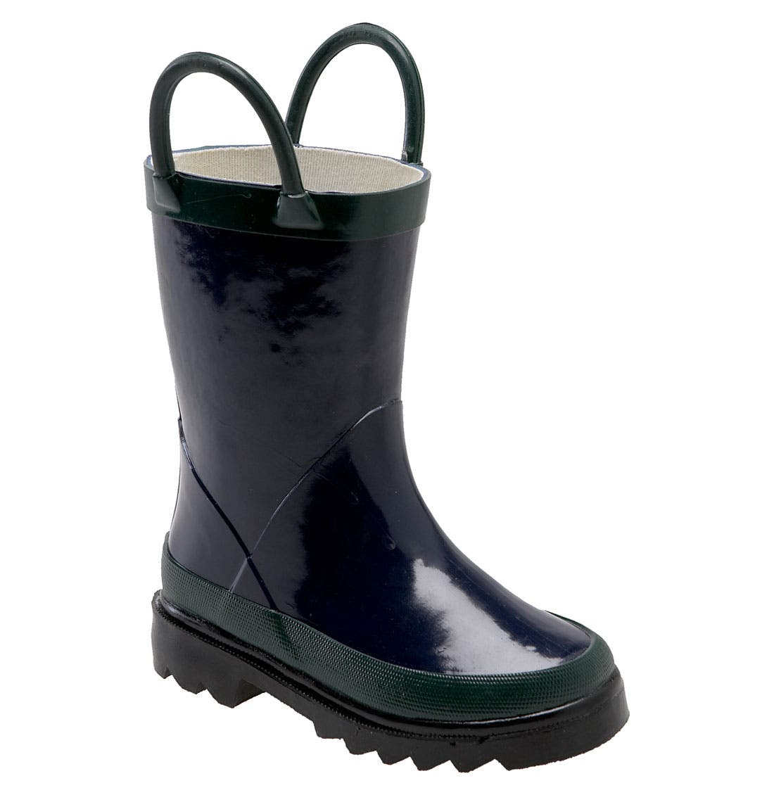Alternate Image 1 Selected - Western Chief 'Classic' Rain Boot (Walker, Toddler, Little Kid & Big Kid)