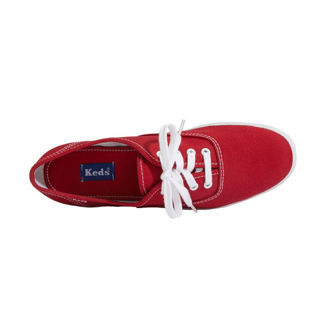 Alternate Image 3  - Keds® 'Champion' Canvas Sneaker (Women)