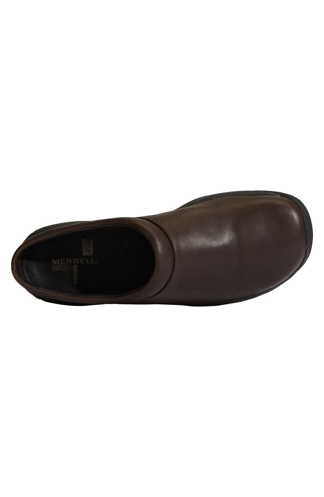 'Encore Gust' Slip-On,                             Alternate thumbnail 3, color,                             Smooth Bug Brown