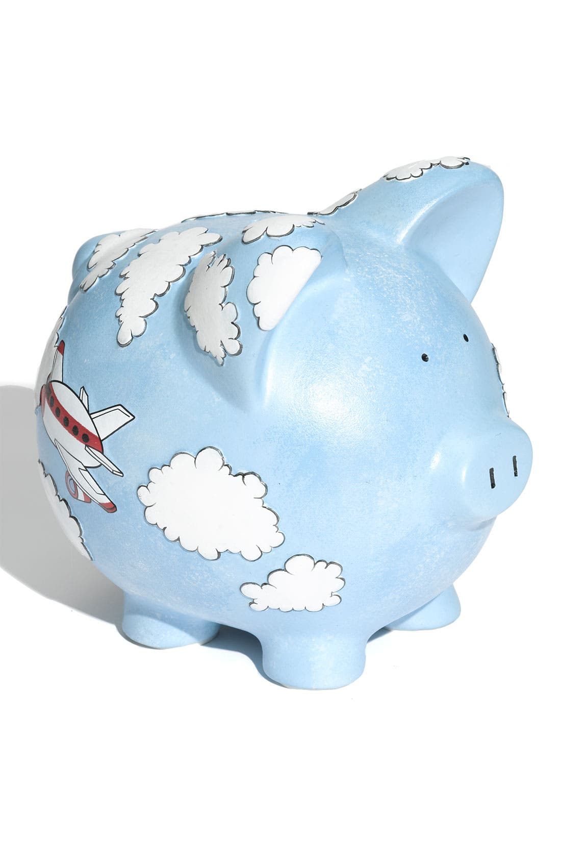 Alternate Image 1 Selected - Gift Giant 'Airplane - Large' Ceramic Piggy Bank