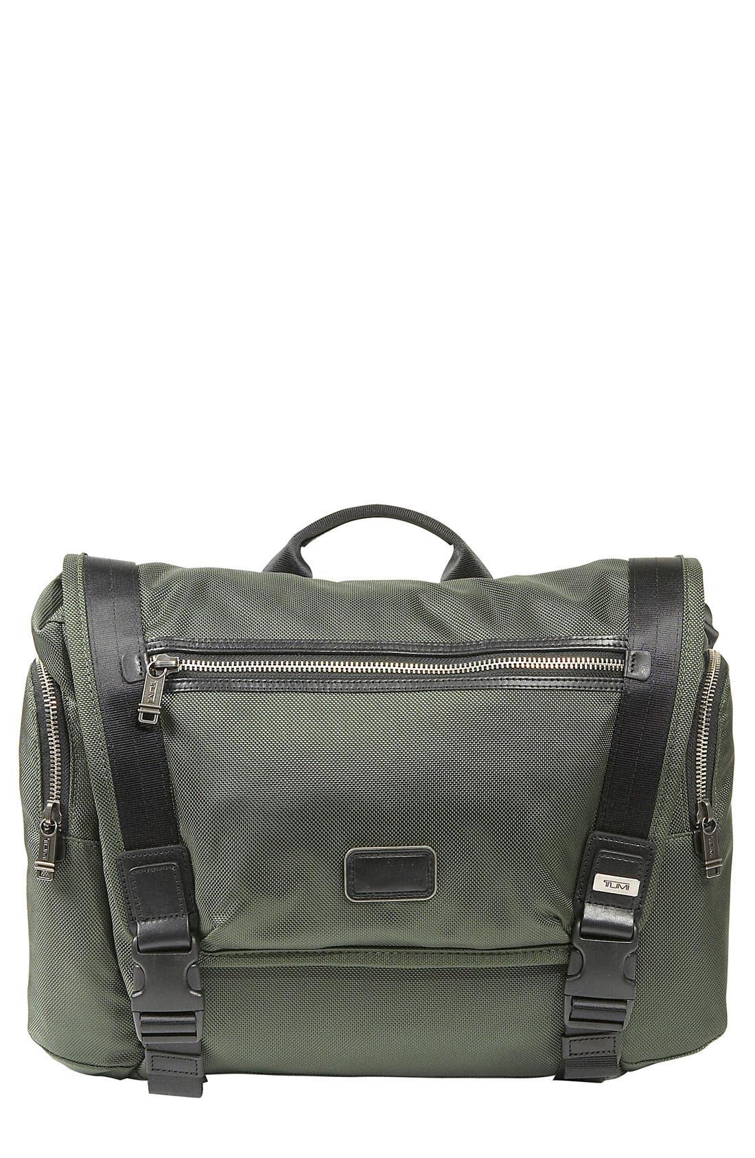Alternate Image 1 Selected - Tumi 'Alpha Bravo - Benning' Deluxe Messenger Bag