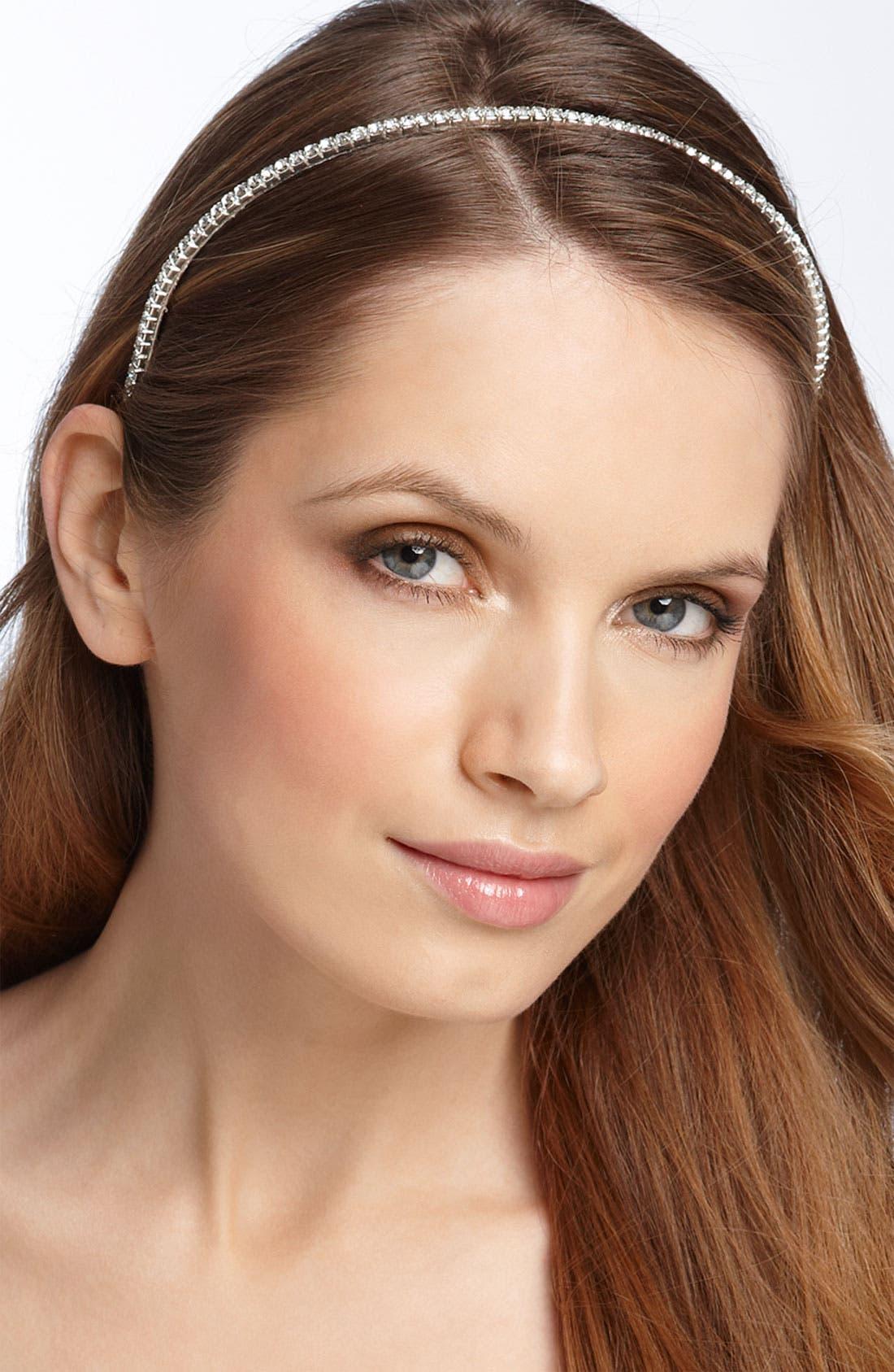 Alternate Image 1 Selected - Tasha 'Single' Crystal Headband