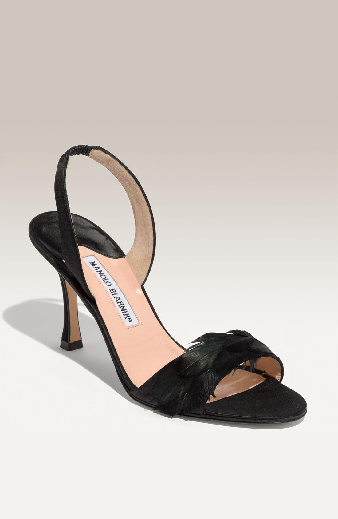 Main Image - Manolo Blahnik 'Catalinasli' Sandal