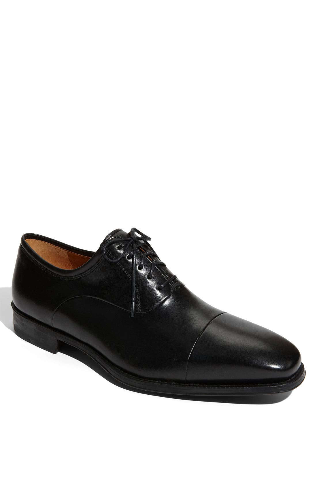 'Federico' Oxford,                             Main thumbnail 1, color,                             Black