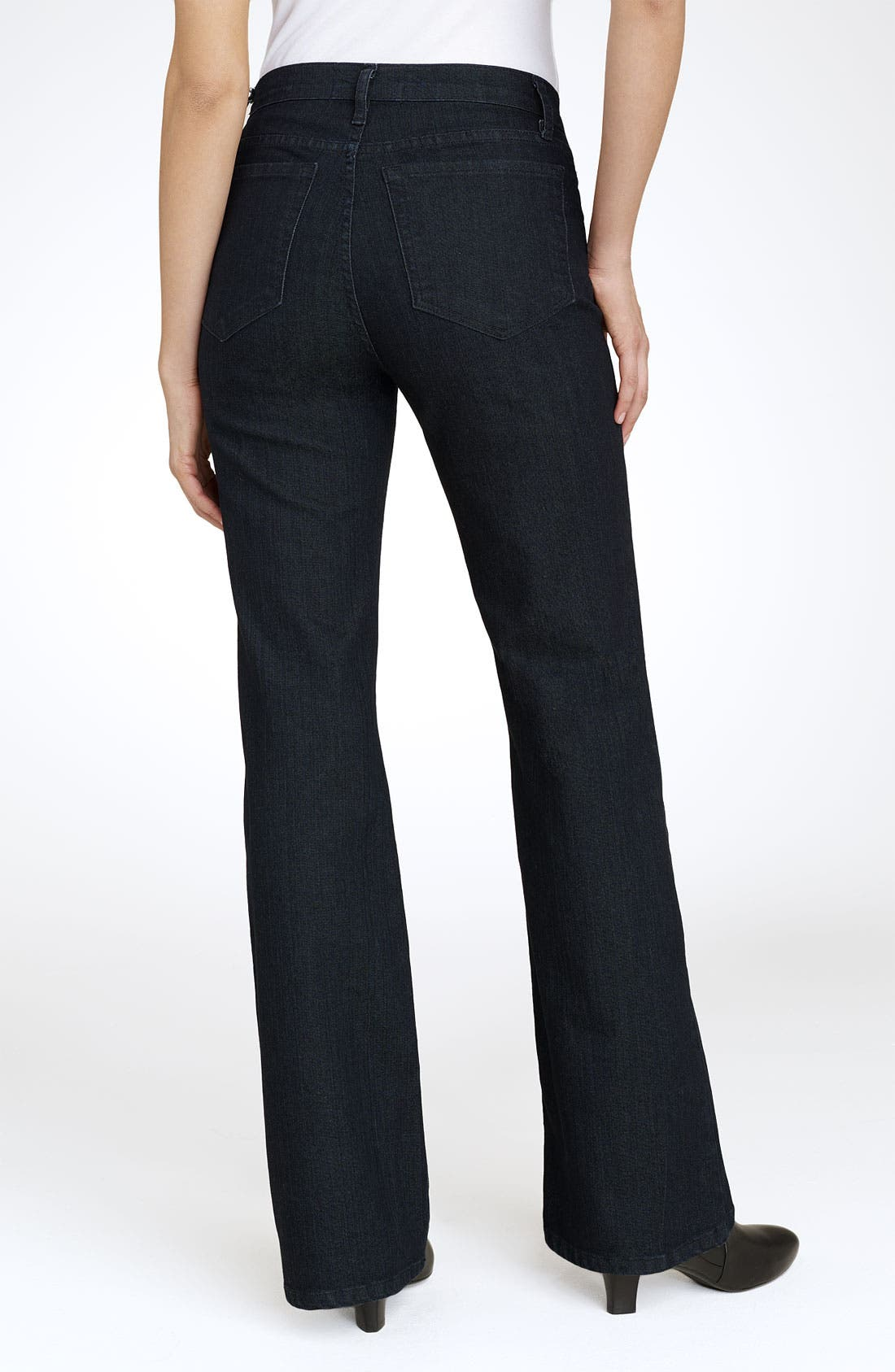 Alternate Image 2  - NYDJ 'Sarah' Stretch Bootcut Jeans (Regular & Petite)