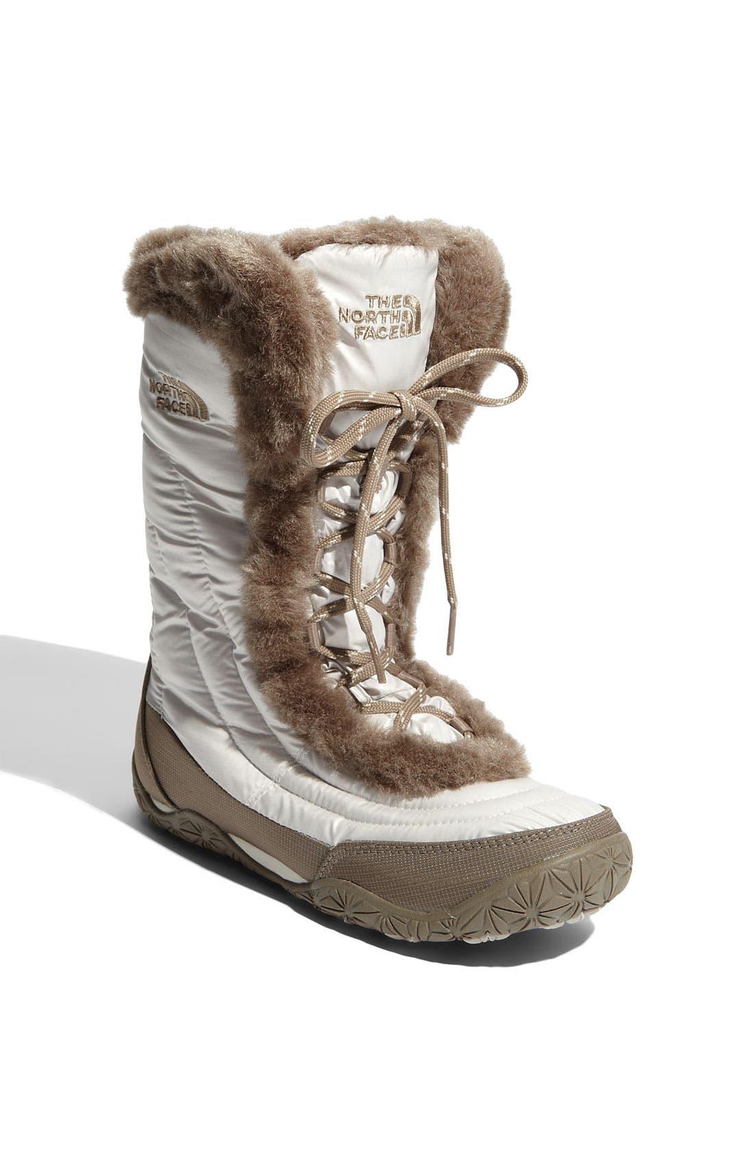 Main Image - The North Face 'Nuptse Fur IV' Boot