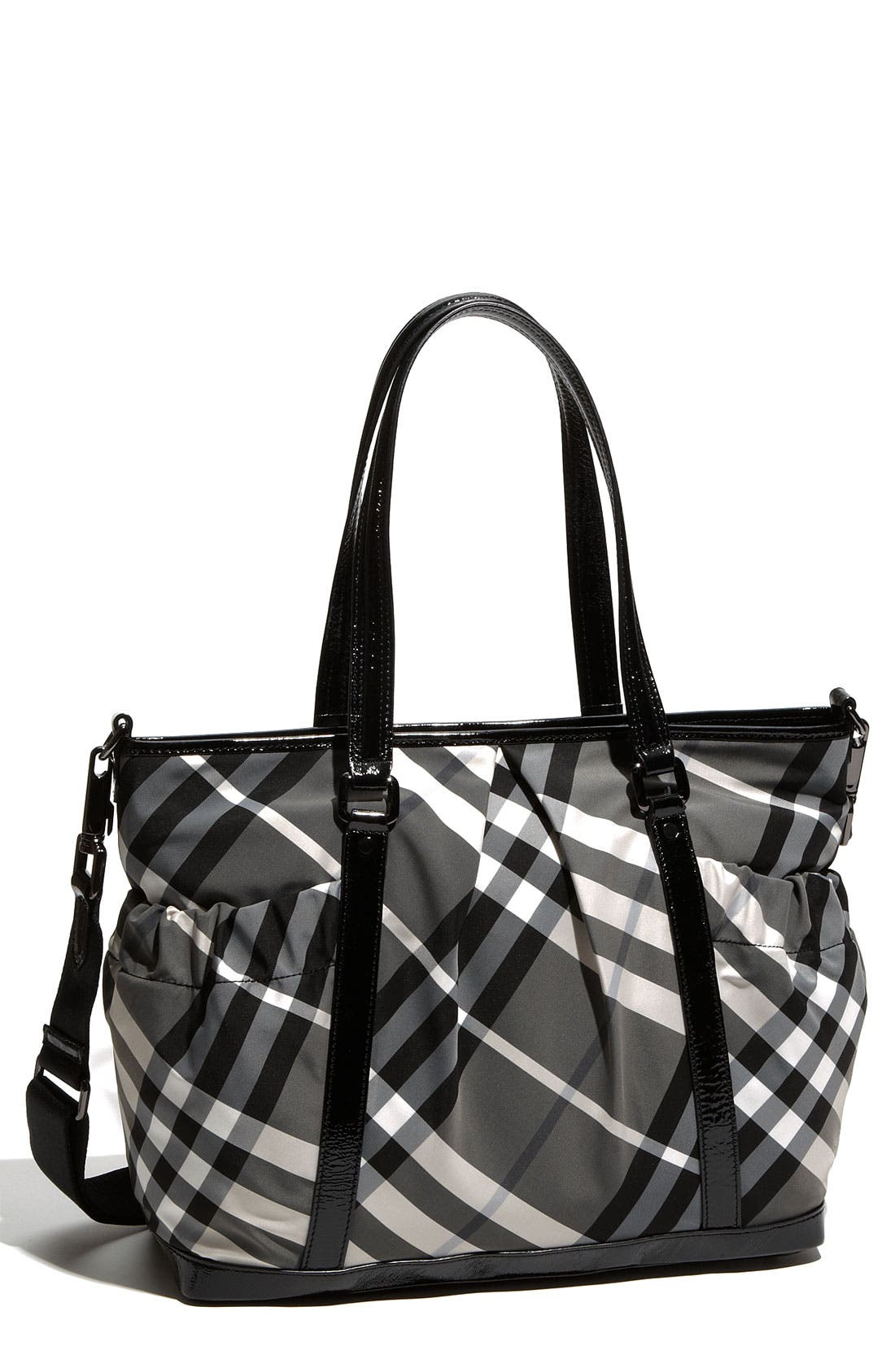 Alternate Image 1 Selected - Burberry Diaper Tote