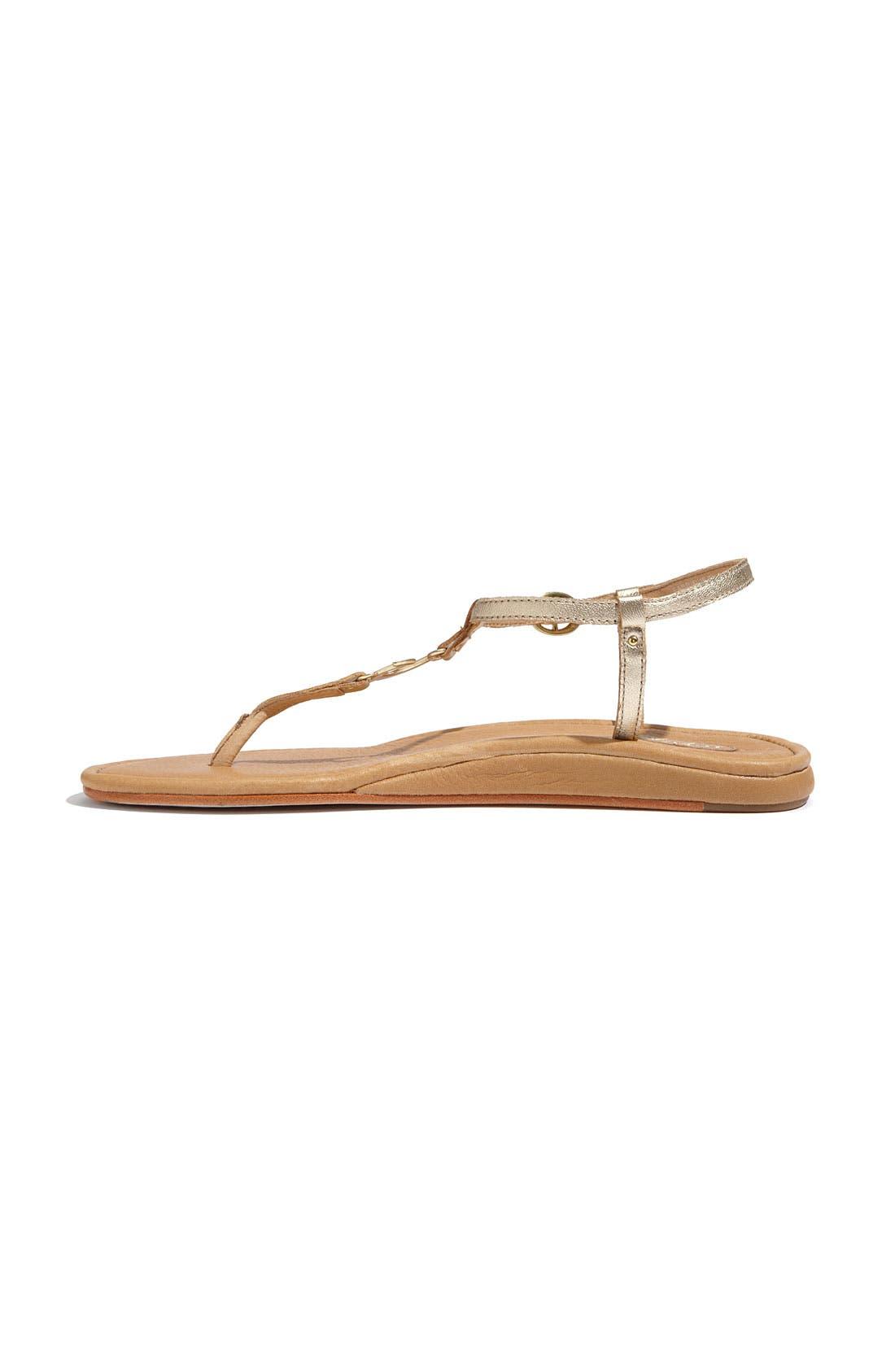 Alternate Image 2  - OluKai 'Olu'Olu' Thong Sandal