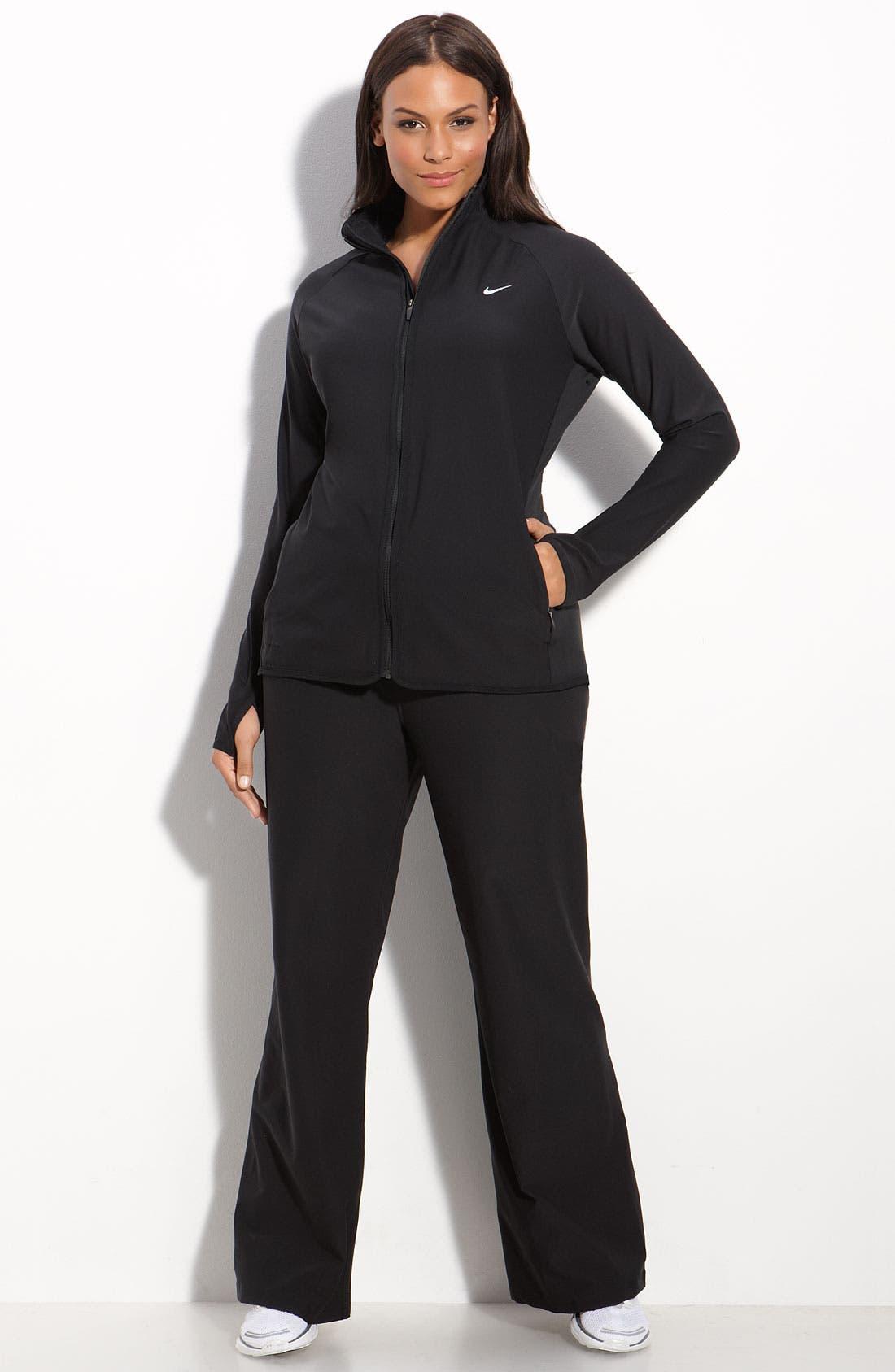 Alternate Image 3  - Nike 'Legend' Pants (Plus Size)
