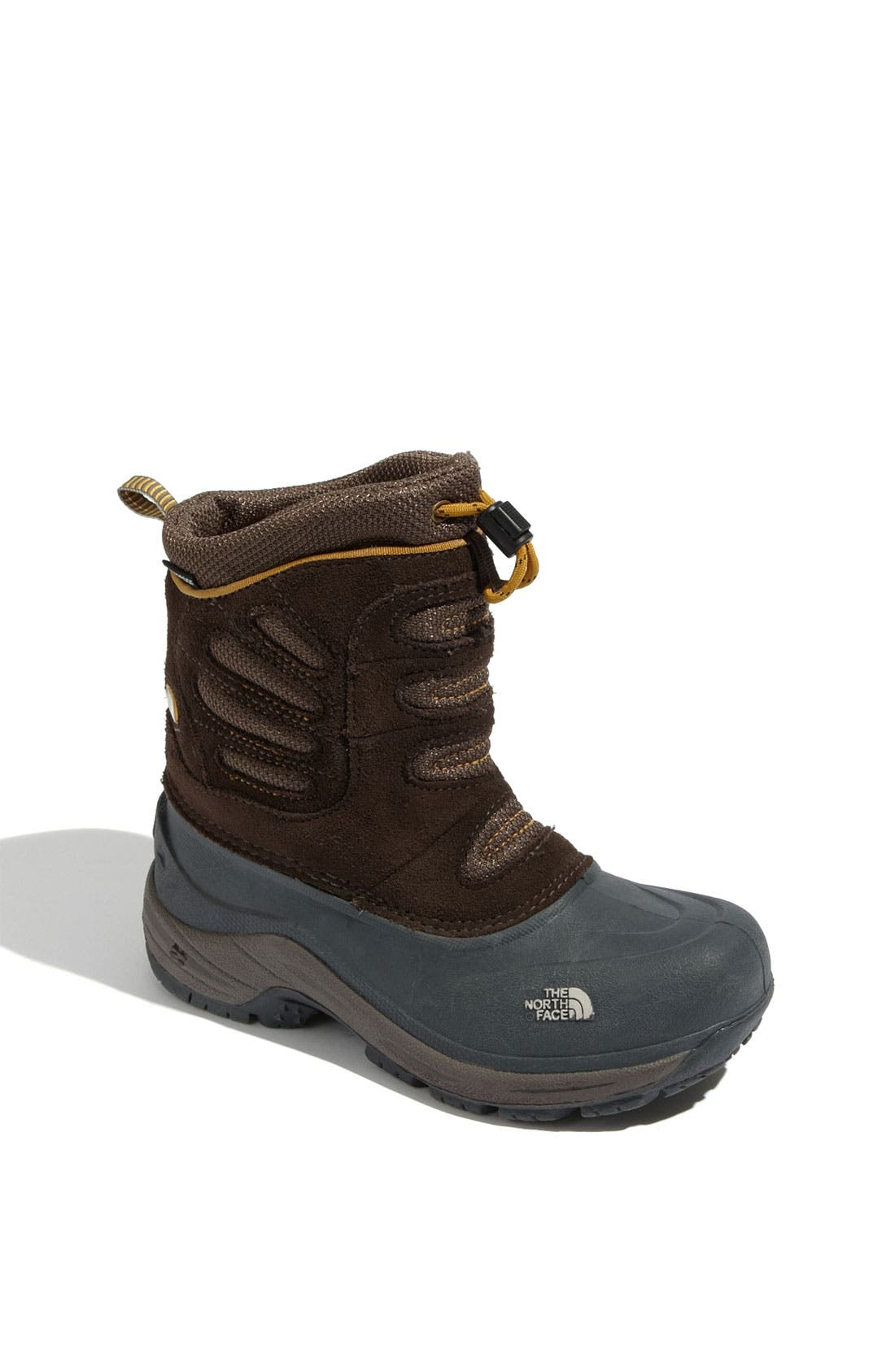 Alternate Image 1 Selected - The North Face 'Snow Plough' Boot (Little Kids & Big Kids)