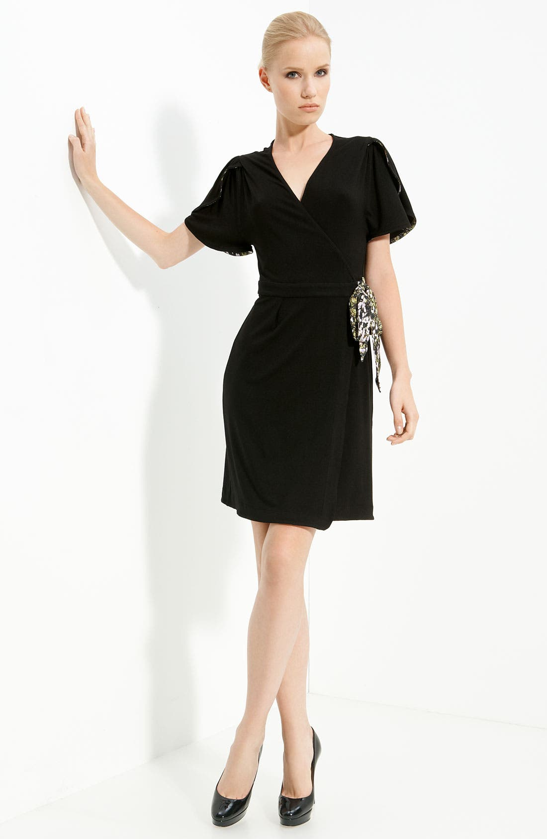 Alternate Image 1 Selected - Just Cavalli Wrap Dress