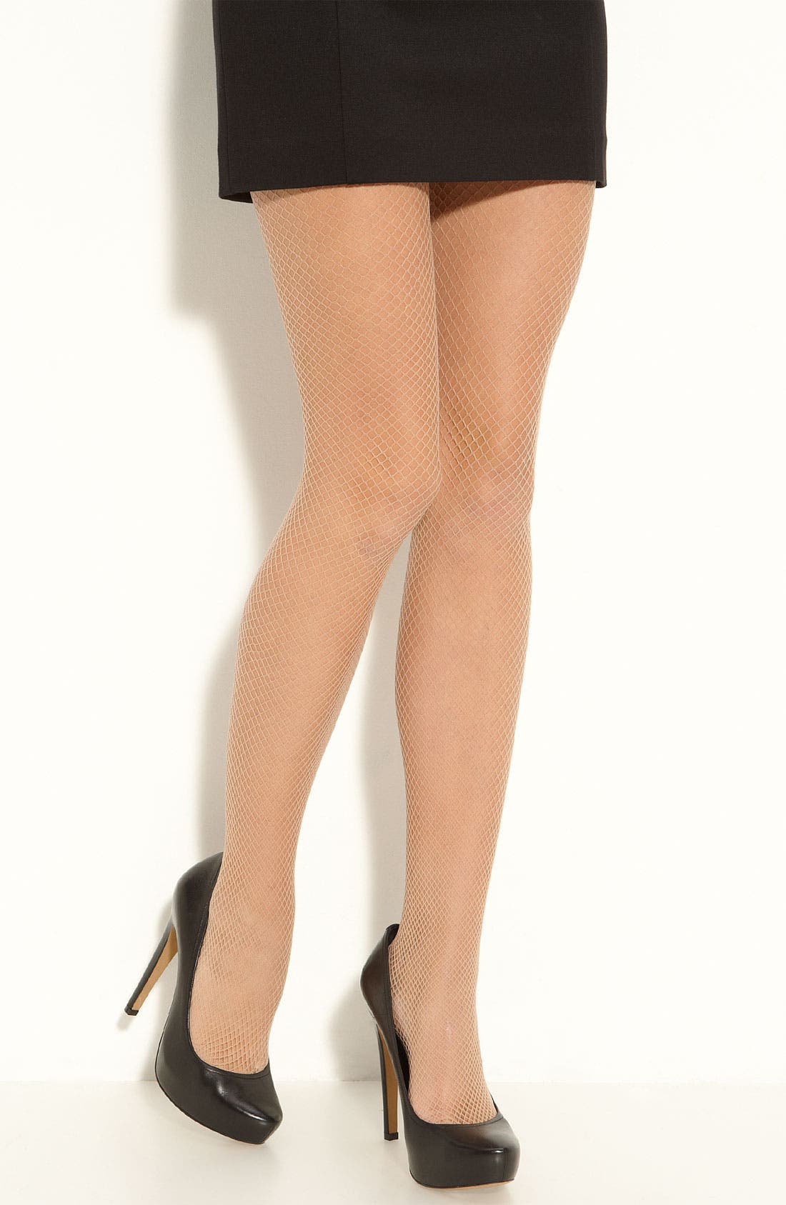 Alternate Image 1 Selected - Nordstrom Fishnet Tights (3 for $30)