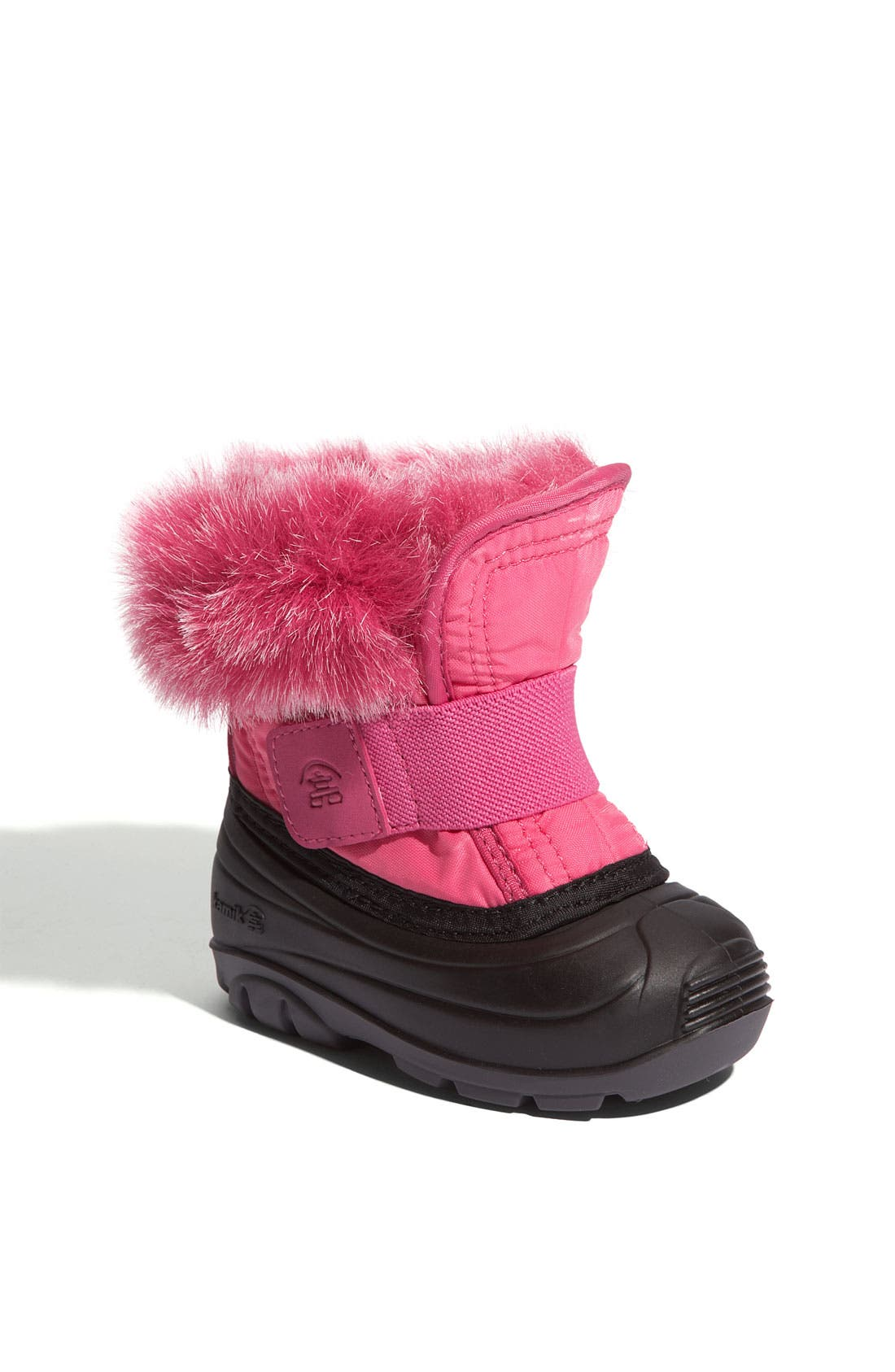 Alternate Image 1 Selected - Kamik 'Sugarplum' Boot (Walker & Toddler)
