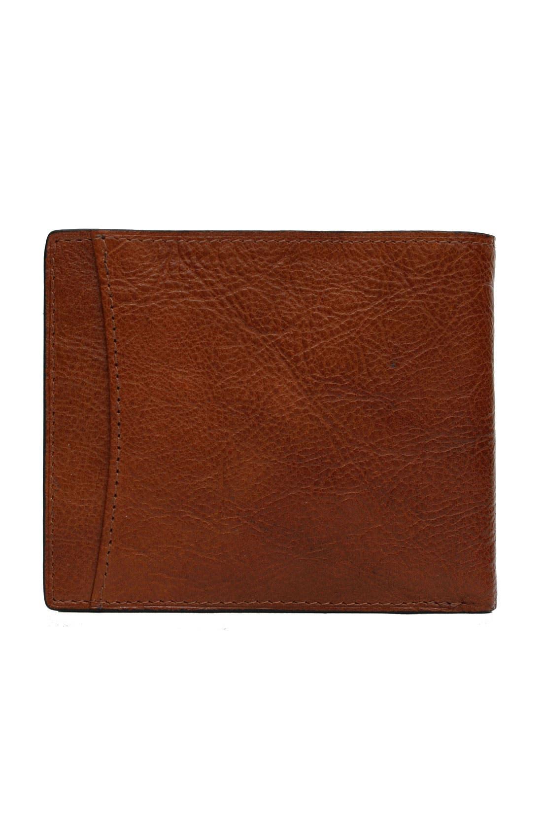 Alternate Image 1 Selected - Boconi 'Rinaldo - Slim' Bifold Wallet