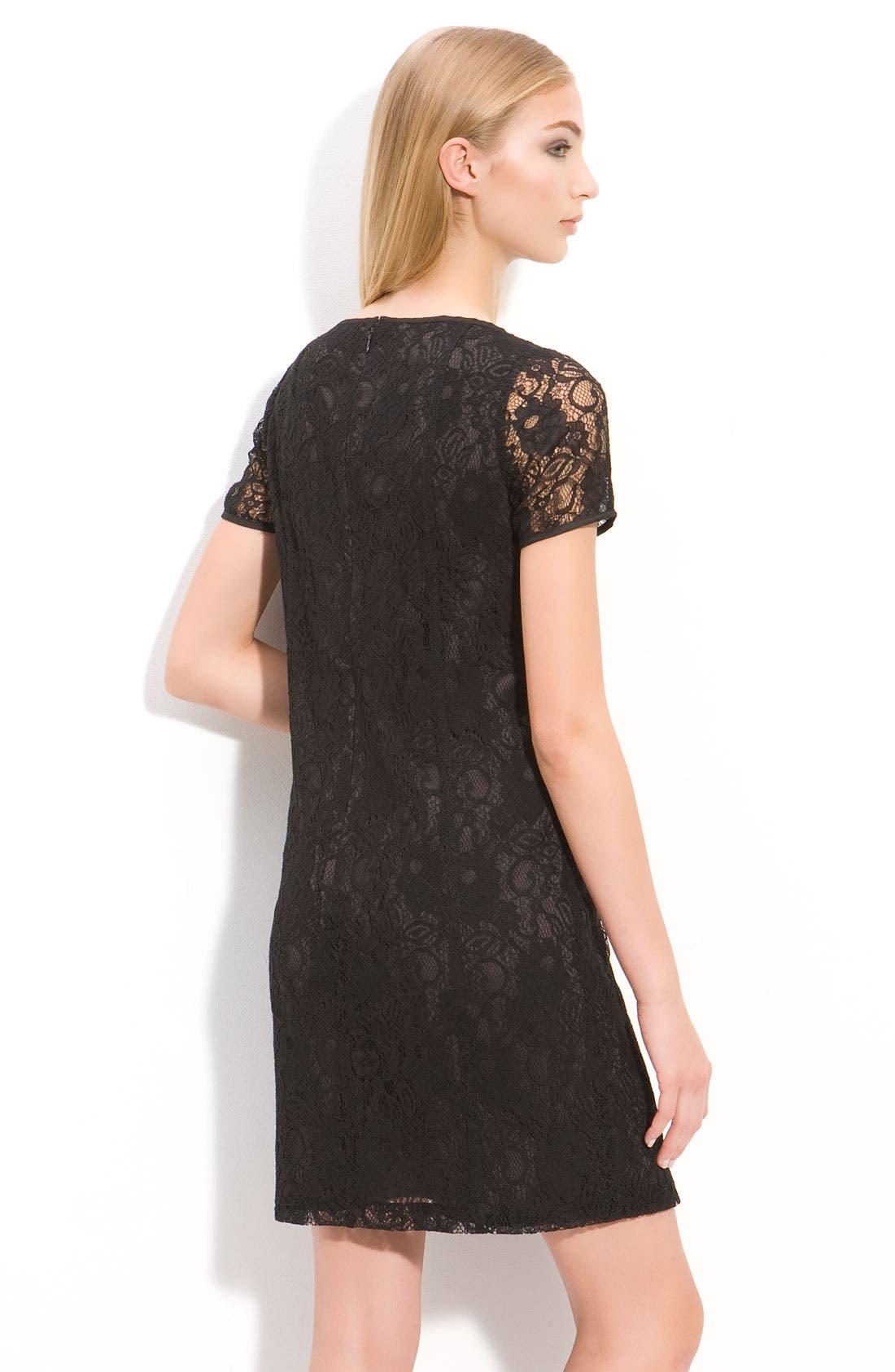 Alternate Image 2  - Classiques Entier® 'Versailles' Lace Dress