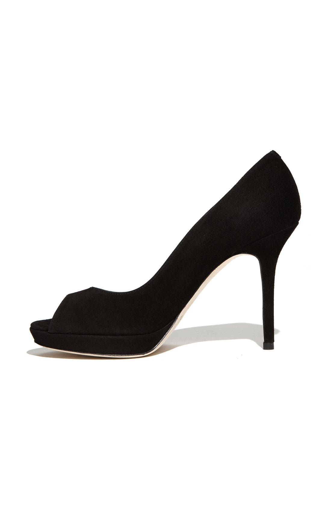 Alternate Image 2  - Jimmy Choo 'Luna' Peep Toe Pump