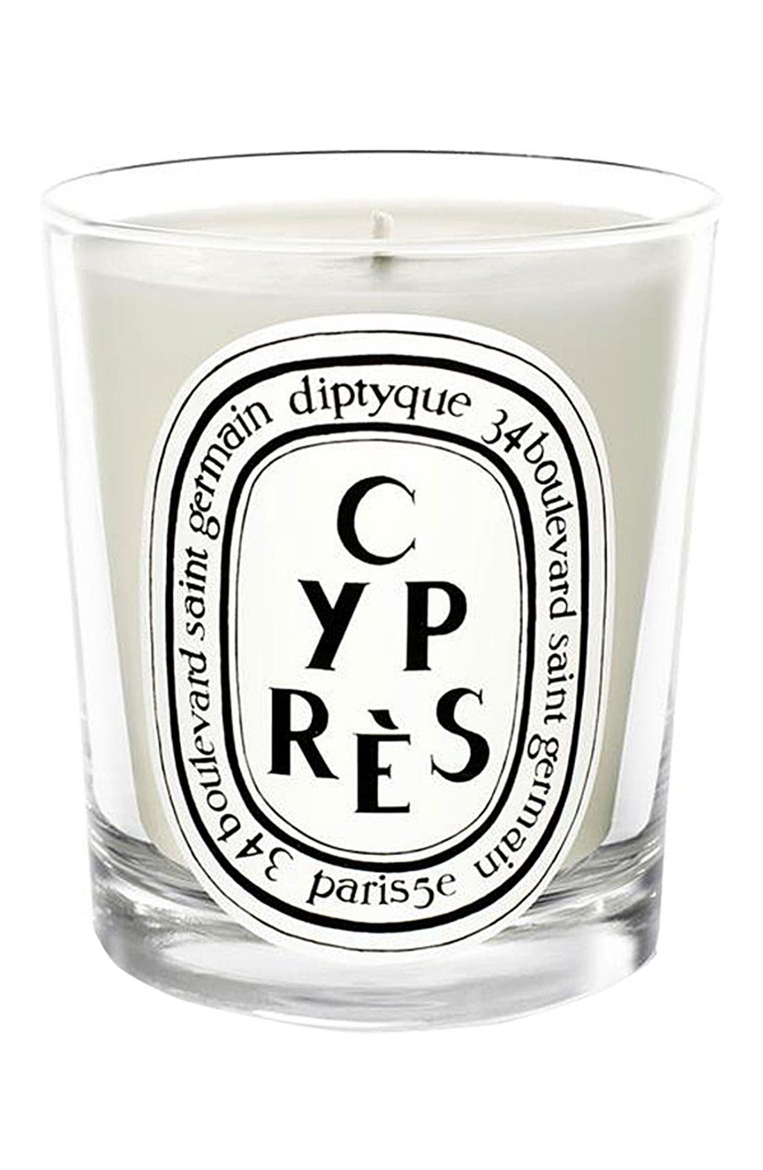 Alternate Image 1 Selected - diptyque 'Cyprès' Scented Candle