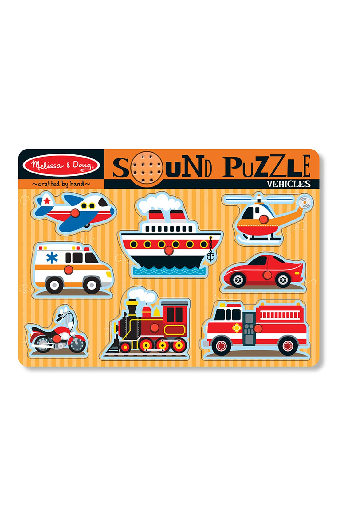 Alternate Image 1 Selected - Melissa & Doug 'Sound' Puzzle