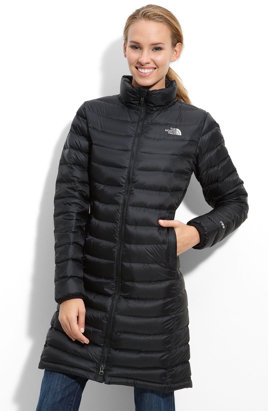 'East Village' Jacket,                         Main,                         color, Tnf Black