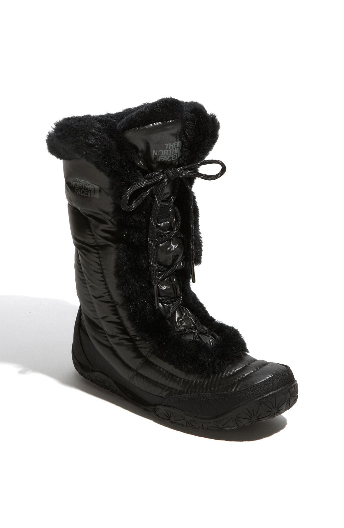 Alternate Image 1 Selected - The North Face 'Nuptse Fur IV' Boot