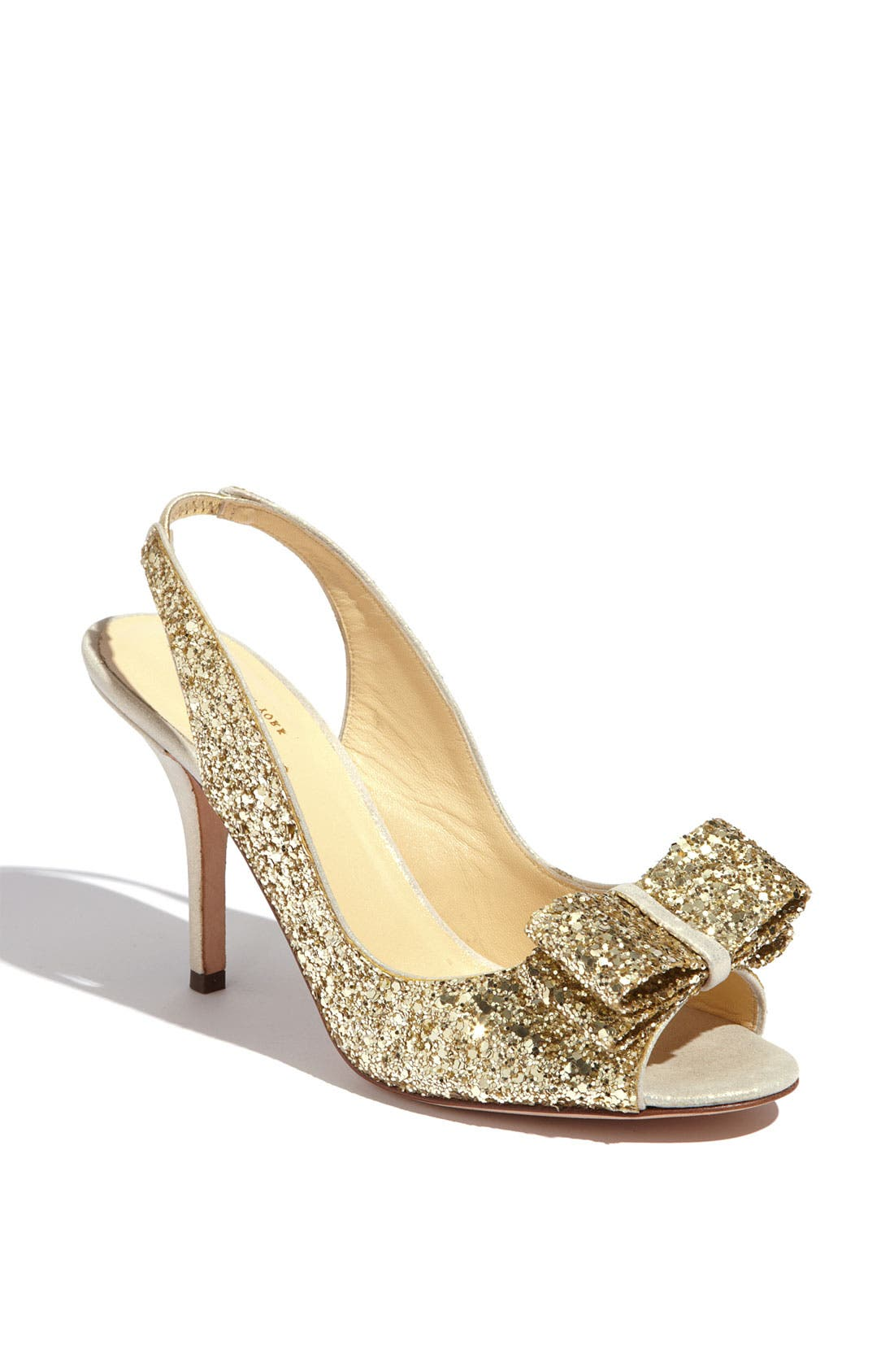 Main Image - kate spade new york 'charm' slingback pump