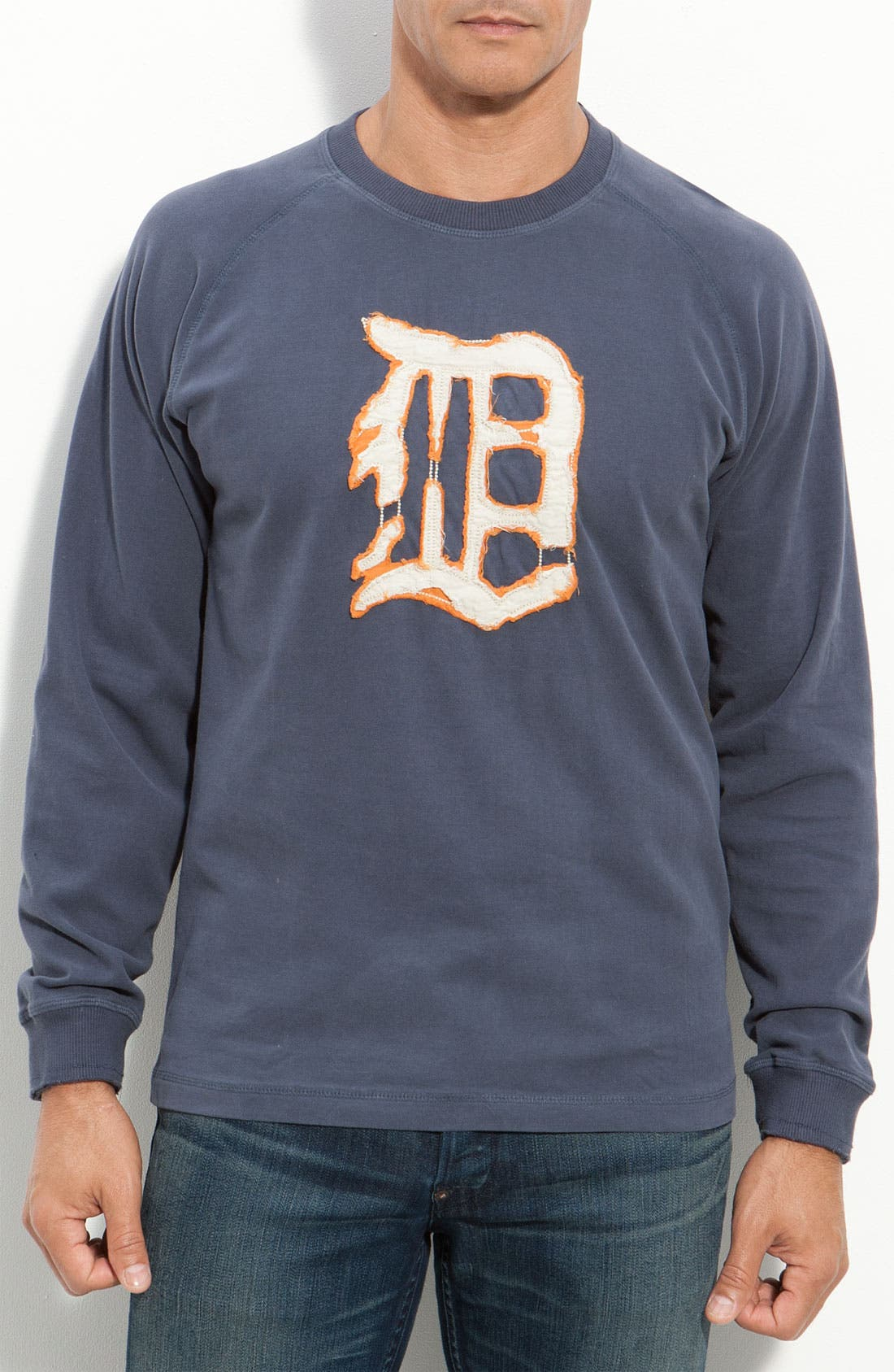 Alternate Image 1 Selected - Red Jacket 'Saga - Tigers' Jersey T-Shirt