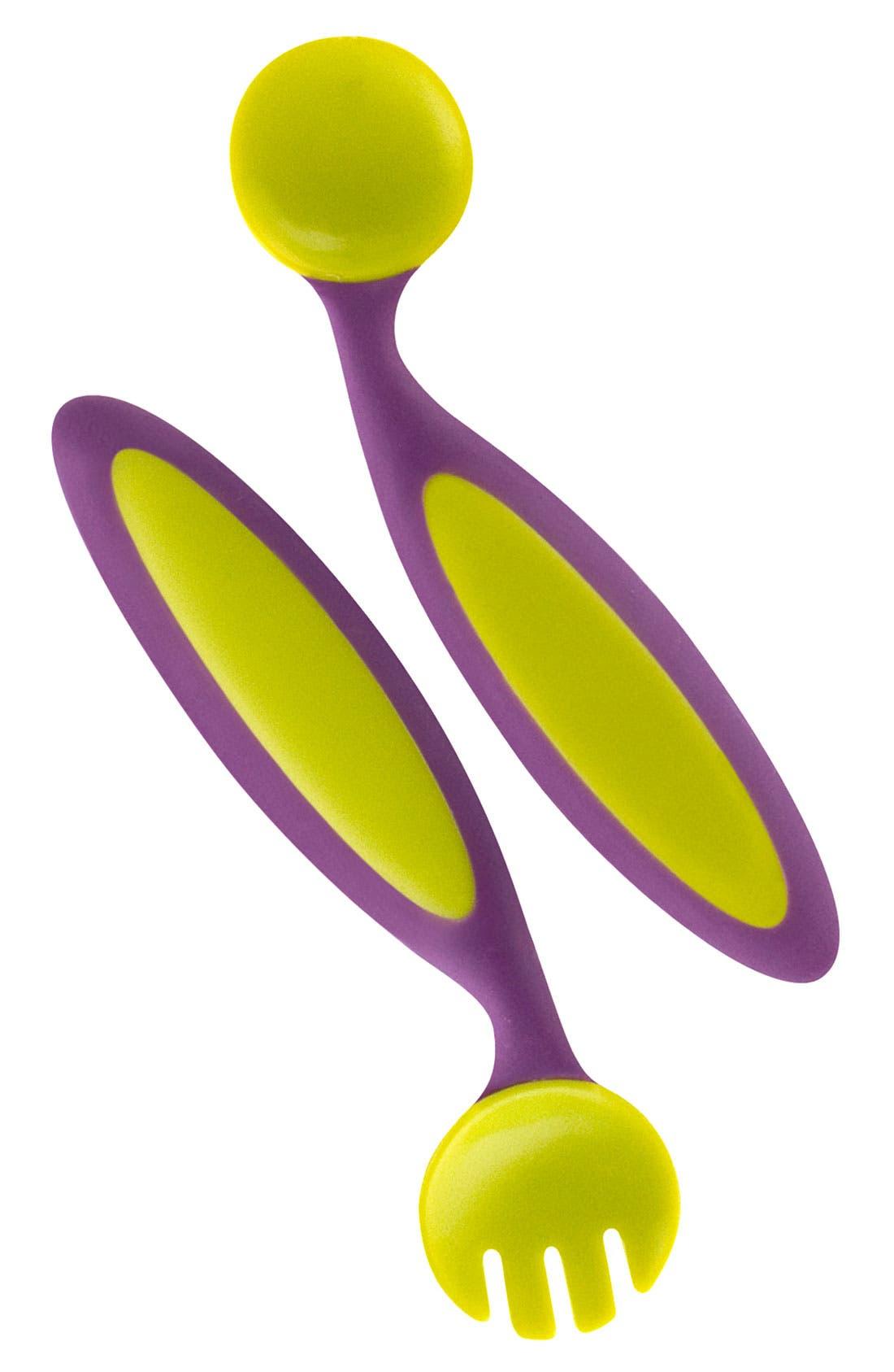 Alternate Image 1 Selected - Boon 'Benders' Adaptable Utensils