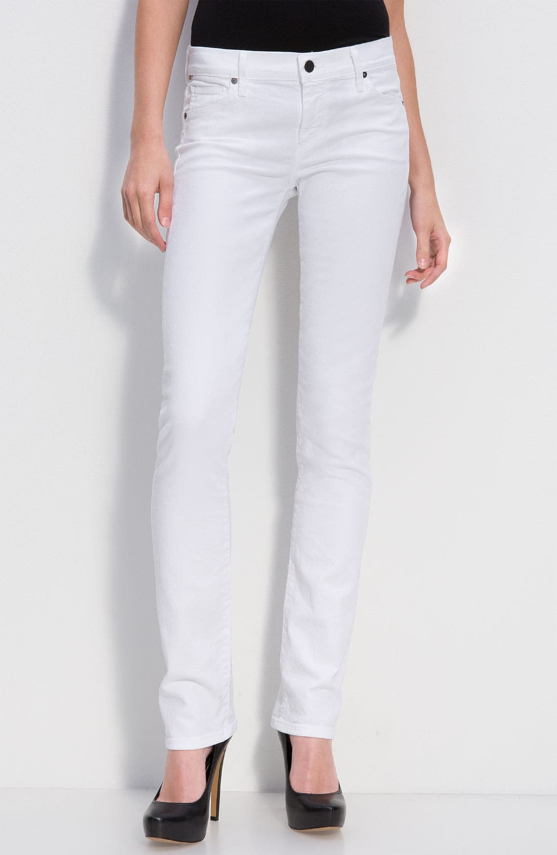 Alternate Image 2  - Citizens of Humanity 'Elson' Straight Leg Jeans (Santorini Wash)