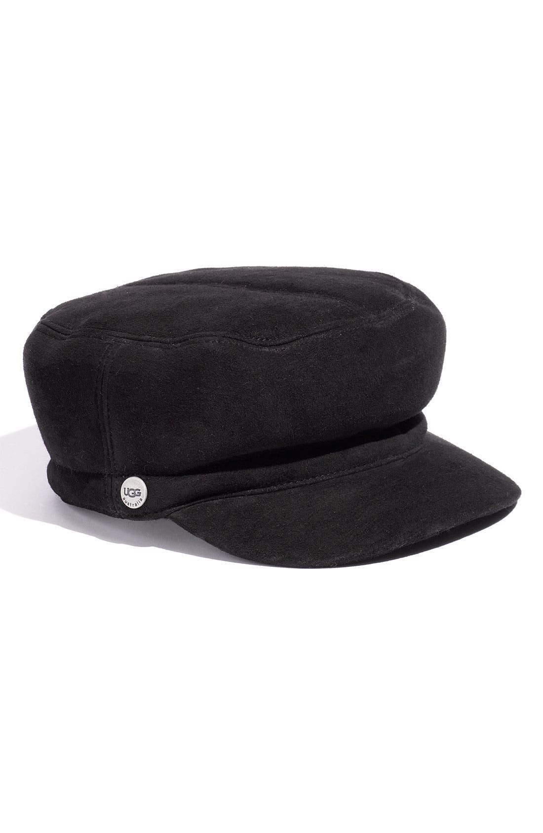 Alternate Image 1 Selected - UGG® Australia 'Classic' Shearling  Cap