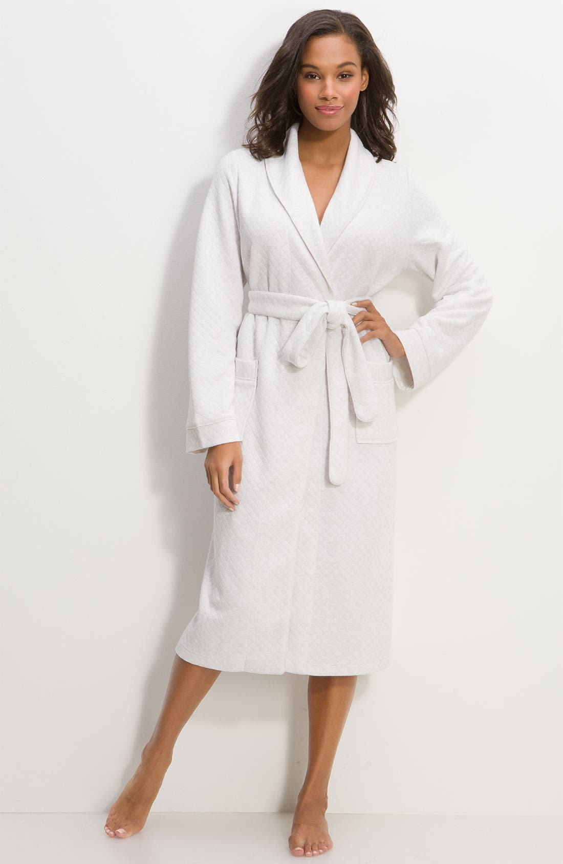 Main Image - Nordstrom Soft Quilted Robe