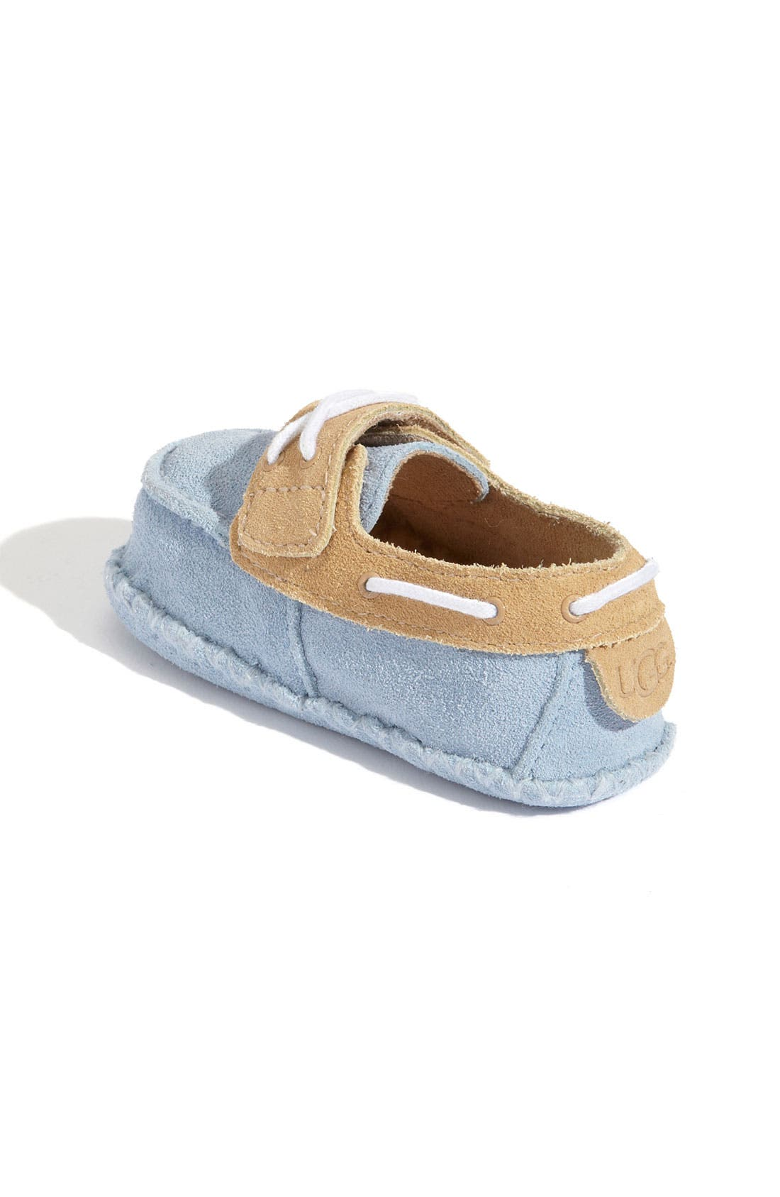 Australia 'Zach' Slip-On,                             Alternate thumbnail 2, color,                             Blue/ Sand